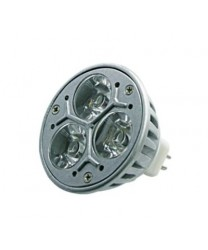 Foco Dicroico de LED 3W MR16 12V
