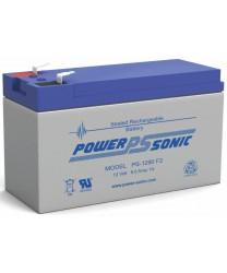 Batería Power Sonic Sellada 12V, 9Ah
